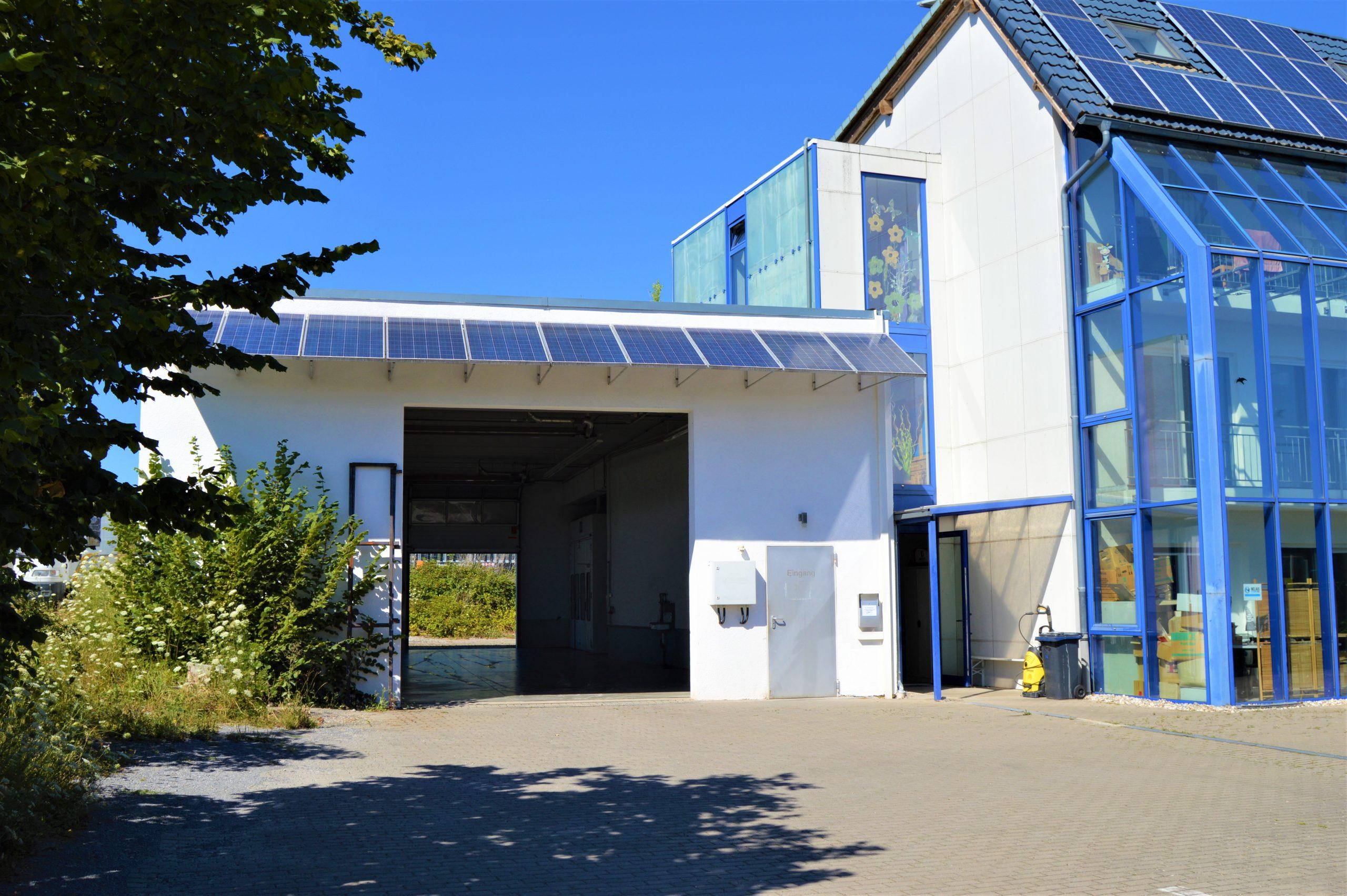 Gewerbeimmobilie mieten · Obersulm-Willsbach